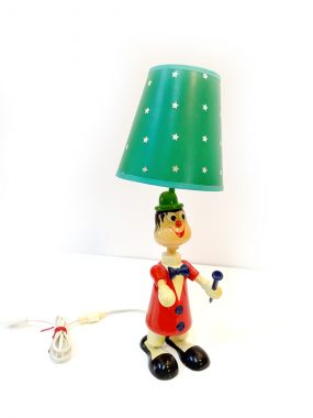 lampe-bois-clown