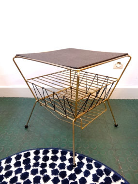 table-laiton-vintage