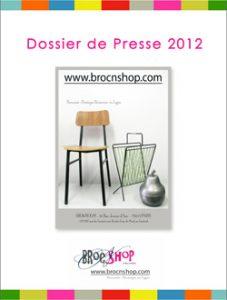 Dossier de Presse BrocNshop