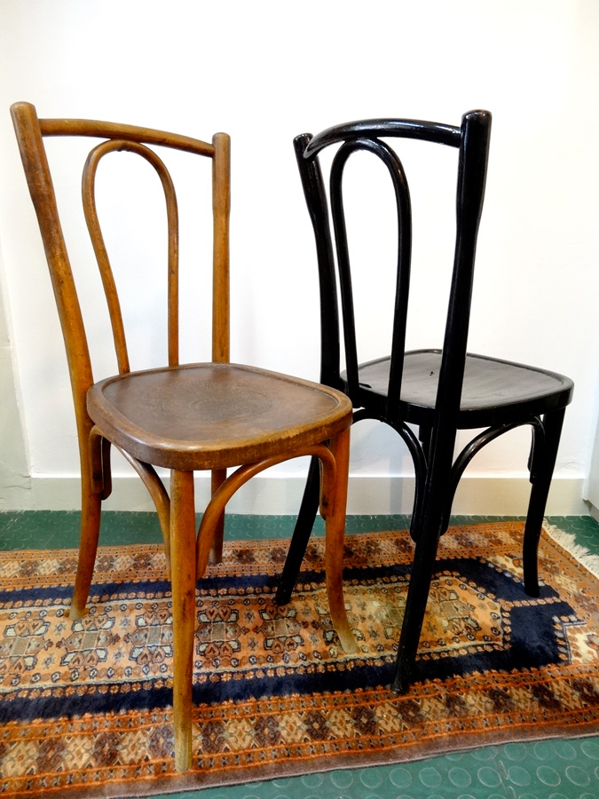 Chaises bistrot anciennes chaises bistrot thonet with chaises bistrot anciennes latest with - Chaises bistrot anciennes ...