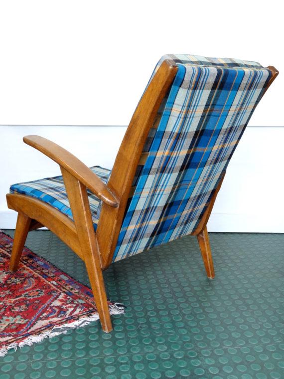 FAUTEUIL Scandinave Vintage