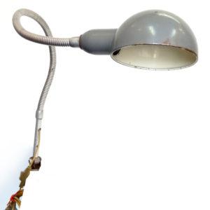 LAMPE d'Atelier Industrielle Bras Articulé