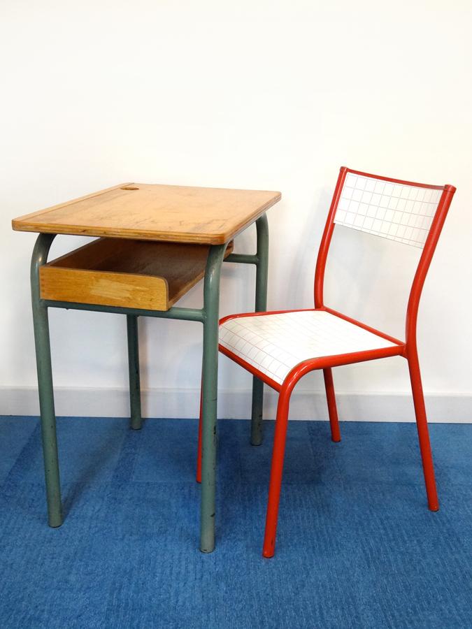 Chaise d colier chaise d colier with chaise d colier - Chaise d ecolier vintage ...