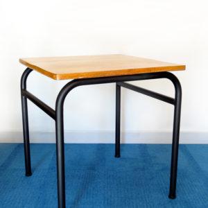 TABLE des Ecoles Vintage Format Carré
