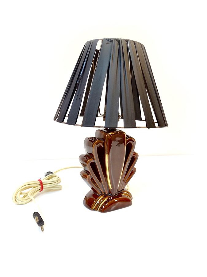 lampe ann es 40 c ramique chic brocnshop. Black Bedroom Furniture Sets. Home Design Ideas