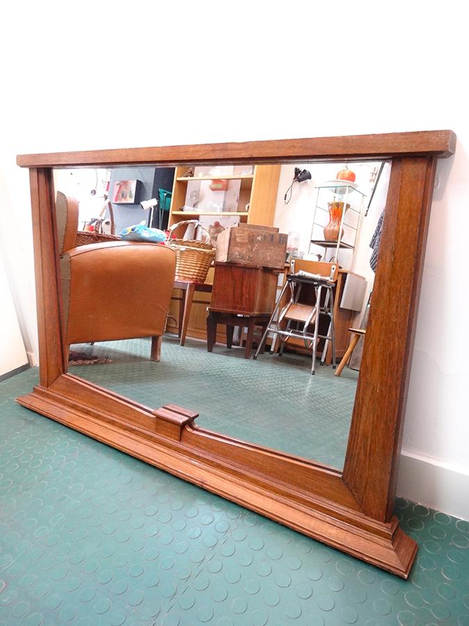miroir trumeau ann es 1920 1930 brocnshop. Black Bedroom Furniture Sets. Home Design Ideas