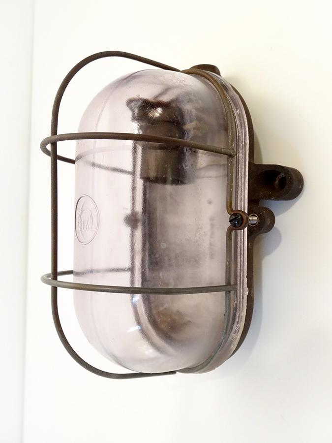 applique industrielle el phant vintage brocnshop. Black Bedroom Furniture Sets. Home Design Ideas